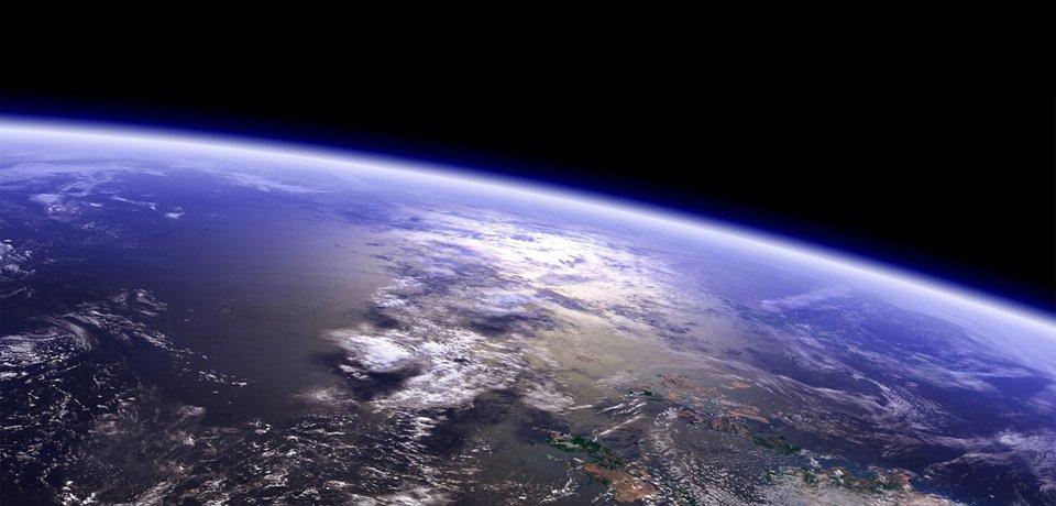 Earth Horizon like this